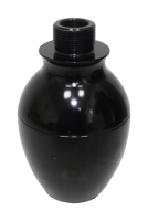 Molassefänger ELOX schwarz