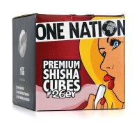 One Nation Naturkohle 1kg
