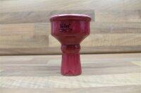 Shisham Standardkopf Keramik rot