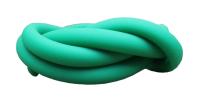 Silikonschlauch Grün Matt