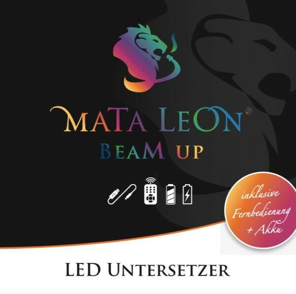 Mata Leon Beam Up 20cm - LED Untersetzer