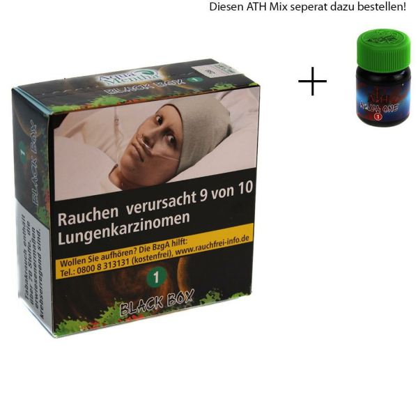 Aqua Mentha - BLACK BOX 200g