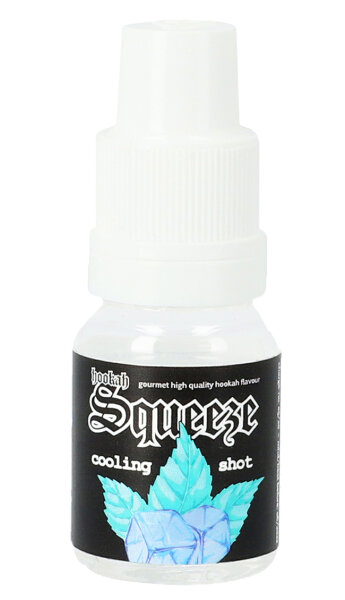 hookahSqueeze Cooling-Shot 10ml