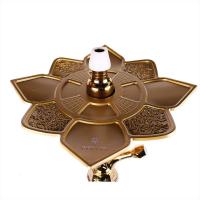 Diamond Hookah Mert Traditional - Transparent