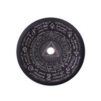Kohleteller Alpha Hookah Nr.10 Iluminati