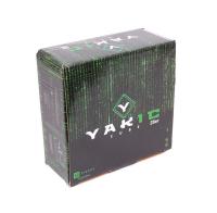 Yakic Cubes Naturkohle 1kg (28mm x 28mm x 28mm)