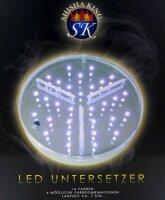Shisha King LED Untersetzer