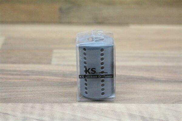 KS Diffu Tube (Silikondiffusor) grau